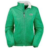 Women's The North Face Osito Jacket Lizzie Green