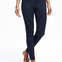 Pixie Long Mid-Rise Pants for Women | Old Navy