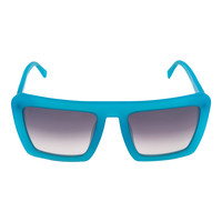 Benson - High Noon - Seaglass Blue with Silver Mirrored Lens