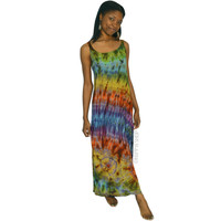 Sunset Long Dress on Sale for $34.95 at HippieShop.com