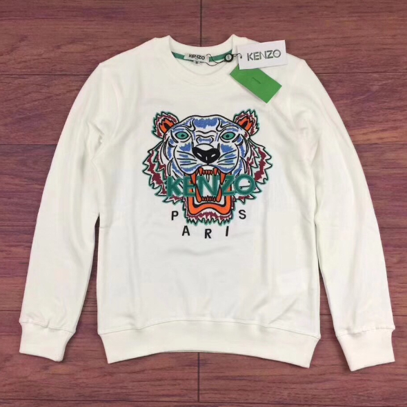 Image of Trendsetter Kenzo Women Man Fashion Sport Casual Top Sweater Pullover