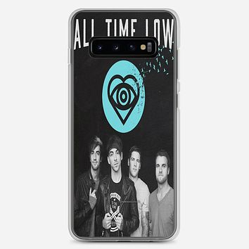 All Time Low Logo Samsung Galaxy S10 Case