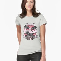 'Strong Arm Gym' T-Shirt by AutoSave