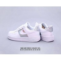 Nike Air Force 1 new laser men and women low-top shoes