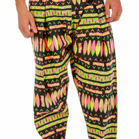 To Velcro or Not to Velco Neon Hammer Pants