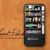 Vending Machine iPhone 5 Case iPhone Case Case for by HandPark