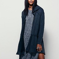 Free People Womens Keep It Real Cardi
