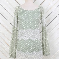 Altar'd State Evergreen Sweater | Altar'd State
