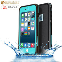 original For iphone 6 Waterproof Case 6.6ft Underwater ip68 life water Shock Dirt proof Protection Cover for iPhone 6 4.7 inch