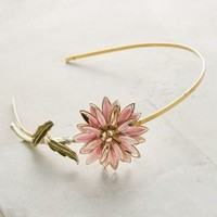 Nymphaea Headband by Anthropologie in Pink Size: One Size Hair