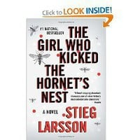 The Girl Who Kicked the Hornet`s Nest (Vintage) $9.57