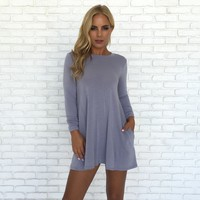 Sweet Music Lilac Tunic