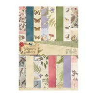 A4 Paper Pack (32pk) - Nature's Gallery | docrafts.com