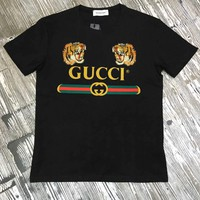 2018  Women Cheap gucci T Shirt hot sale ♀ 008