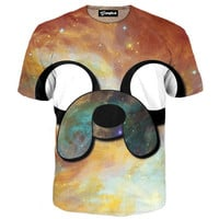 Adventure Time Jake Galaxy Tee