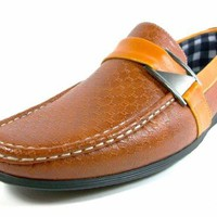 Rocus Men's 3034 Casual Driving Moccasins Slip On Loafer Shoes