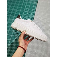 Louis Vuitton LV Time Out White Sneaker