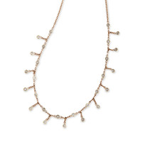 SHAKER DIAMOND CHOKER