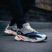 Bunchsun ADIDAS YEEZY 700 retro tide brand wild men and women running shoes 1#
