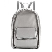 stella mccartney - falabella faux-suede backpack