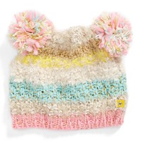 Peace of Cake Knit Hat (Girls) | Nordstrom