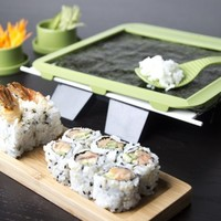 SushiQuik: Sushi Roller, Sushi Kit for Sushi Recipes