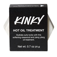 Kinky Hot Oil Treatment