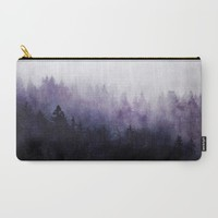 Again And Again Carry-All Pouch by Tordis Kayma | Society6