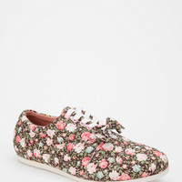Urban Outfitters - Study Footwear Floral Bow Canvas Sneaker