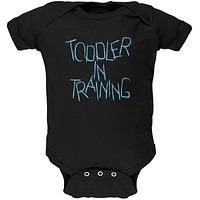 Toddler In Training Funny Soft Baby One Piece