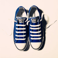 Converse  Leisure Comfort Shoes All Star Sneakers for Unisex sports Navy blue