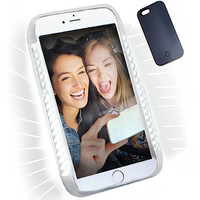 Selfie Light Up iPhone Case