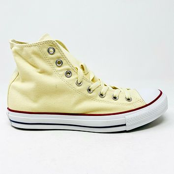 Converse Chuck Taylor All Star Hi Unbleached White M9162 Womens Sneakers
