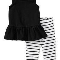 Jersey Tank & Legging Sets for Baby