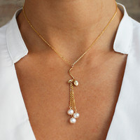 Bloom Where You're Planted Necklace - Christine Elizabeth Jewelry