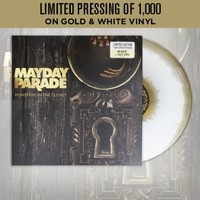 Monsters In The Closet White / Gold LP : MerchNOW