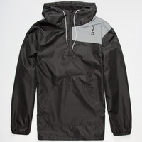 Imperial Motion Vector Mens Reflective Windbreaker Black  In Sizes