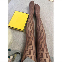 LV Louis Vuitton FENDI Sock Popular Ladies Sexy Women Louis Vuitton Sockings Long Socks Panty-Hose