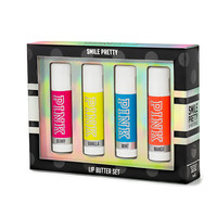 Smile Pretty Lip Butter Set - PINK - Victoria's Secret