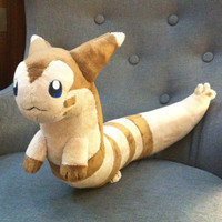 Furret Pokemon Plush