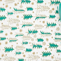 S/4 Tree Wrapping Paper