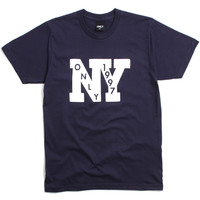 Outfield T-Shirt Navy