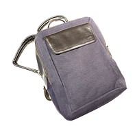 Scully Leather & Canvas  Backpack
