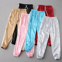 Silky Track Pant