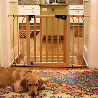 Cardinal Gates Auto-Lock Pet Gate