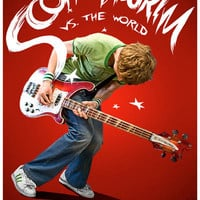Scott Pilgrim Vs the World Epicness Movie Poster 11x17