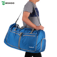 Waterproof Polyester Men/Women Large Capacity 80L Foldable Packable Duffle Travel Bag Many Colors FREE SHIPPING!