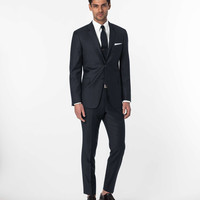The Mayfair Suit in Navy
