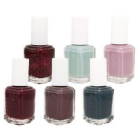 Essie Winter 2013 Collection Six Full Size Bottles .46oz (#851-#856)