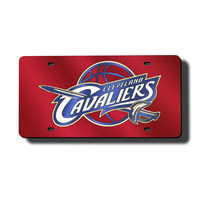 Virginia Cavaliers NCAA Laser Cut License Plate Cover
